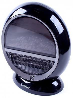 Купить со скидкой Электрокамин ENDEVER Flame 01 1500 Вт чёрный