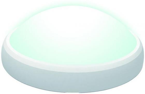 Пылевлагозащитный светодиодный светильник (11136) Uniel 5500K ULW-O04-12W/NW IP65 White uniel ulo cl120 40w nw silver