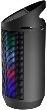 Портативная акустика Ginzzu GM-999G черный портативная колонка ginzzu gm 999g черная