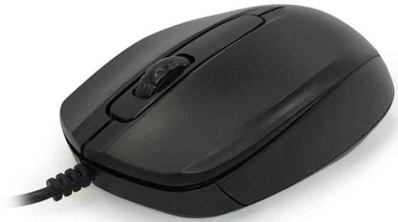 Мышь проводная CBR CM-117 чёрный USB мышь проводная cbr cm 377 чёрный usb