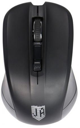 Мышь беспроводная Jet.A Comfort OM-U36G чёрный USB