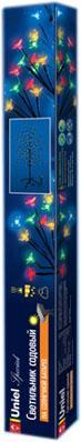 Светильник на солнечных батареях (UL-00000702) Uniel USL-S-227/PT1200  Magic Sakura светильник на солнечных батареях ul 00000702 uniel usl s 227 pt1200 magic sakura