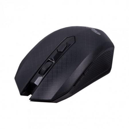 Мышь беспроводная Ritmix RMW-600 чёрный USB ritmix ritmix rom 111 черный usb