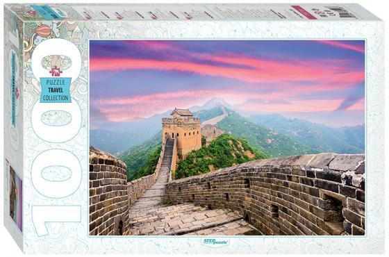 Пазл 1000 элементов Step Puzzle Великая Китайская стена 79118 puzzle 1000 медведи на рыбалке мгк1000 6471 page 4