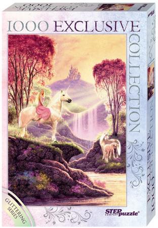 Пазл 1000 элементов Step Puzzle Волшебная долина Стив Рид 79539 puzzle 1000 найди 10 львов 79807