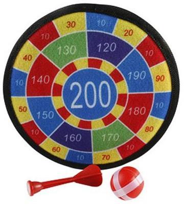 Спортивная игра дартс Shantou Gepai со снарядами на липучках спортивная игра shantou gepai дартс 6927715626742