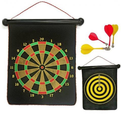 Спортивная игра дартс Shantou Gepai Магнитный дартс 635710 спортивный инвентарь shantou gepai дартс детский с липучкой