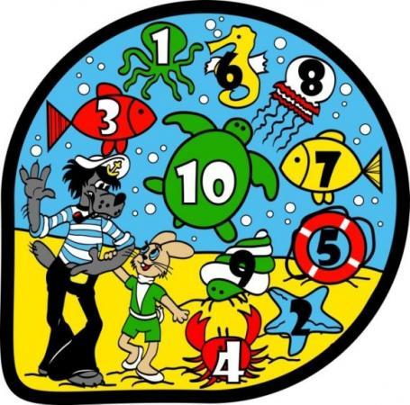 Спортивная игра дартс Shantou Gepai Союзмультфильм спортивная игра дартс shantou gepai 6927712691200