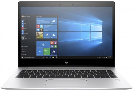 Ноутбук HP EliteBook Folio 1040 G4 14 1920x1080 Intel Core i7-7500U 256 Gb 8Gb Intel UHD Graphics 620 серебристый Windows 10 Professional ноутбук hp elitebook 820 g4 12 5 1920x1080 intel core i7 7500u ssd 256 8gb intel hd graphics 620 серебристый windows 10 professional z2v73ea