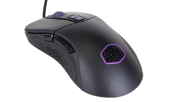 Мышь проводная Cooler Master MM530 чёрный USB цена