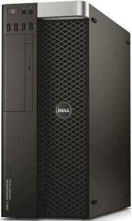 цена на Системный блок DELL Precision T7810 E5-2620v4 2.1GHz 32Gb 2Tb 256Gb SSD DVD-RW Win7Pro Win10Pro черный 7810-4551