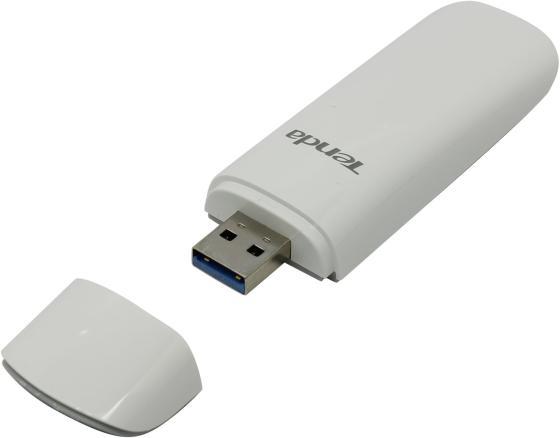 Беспроводной USB адаптер Tenda U12 802.11ac 867Mbps 2.4/5ГГц адаптер usb tenda w311u 150m rt3070 sma