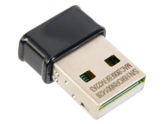 купить Беспроводной USB адаптер ASUS USB-AC53 Nano 802.11ac 867Mbps 2.4/5ГГц дешево