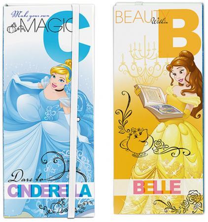 Игровой набор детской декоративной косметики Markwins принцессы Диснея