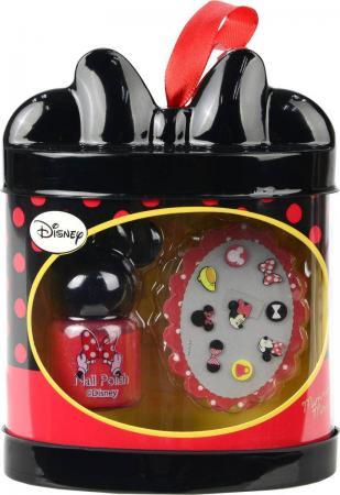Игровой набор детской декоративной косметики Markwins Минни, для ногтей 2 предмета 9702651 markwins игровой набор детской декоративной косметики с селфи палкой
