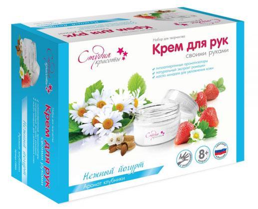 Набор для создания крема Аромафабрика Нежный йогурт С0903 крема