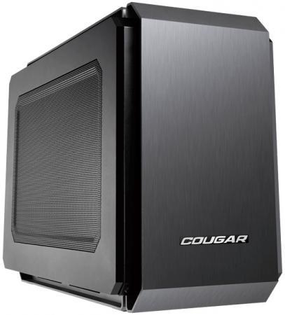 Корпус mini-ITX Cougar QBX -EU Без БП чёрный