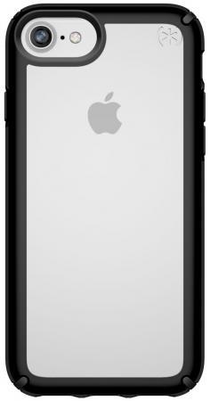 Накладка Speck Presidio Show для iPhone 8 iPhone 7 iPhone 6 iPhone 6S чёрный прозрачный 103111-5905