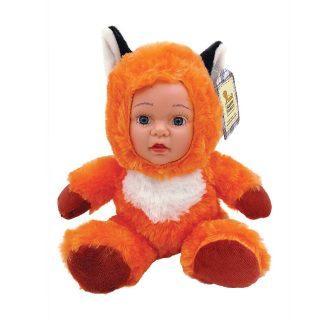 Интерактивная игрушка Fluffy Family Мой лисенок от 3 лет рыжий цена