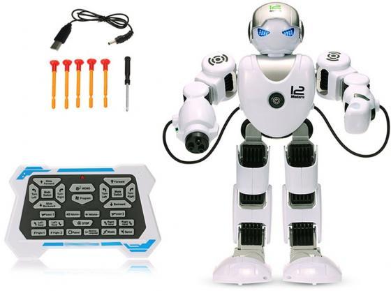 """все цены на Робот на радиоуправлении Shantou Gepai """"Alpha Robot"""" белый от 3 лет пластик онлайн"""