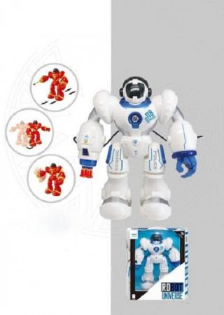 Робот на радиоуправлении Shantou Gepai Universe цвет в ассортименте от 6 лет пластик