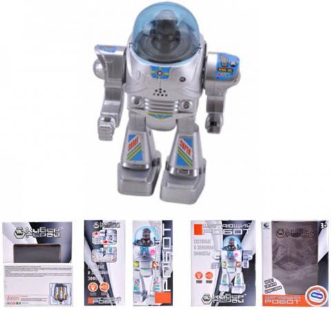 Робот электронный Tongde Кибер герои со звуком светящийся двигающийся T42-D4980 робот электронный tongde е нотка со звуком светящийся ассортимент t240 d5572