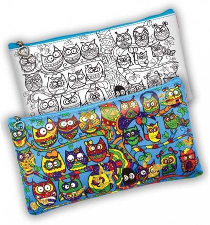 Набор для творчества Данко Тойс «My color clutch» Совы CCL-01-03 набор д творчества набор для росписи ободков девочки из эквестрии