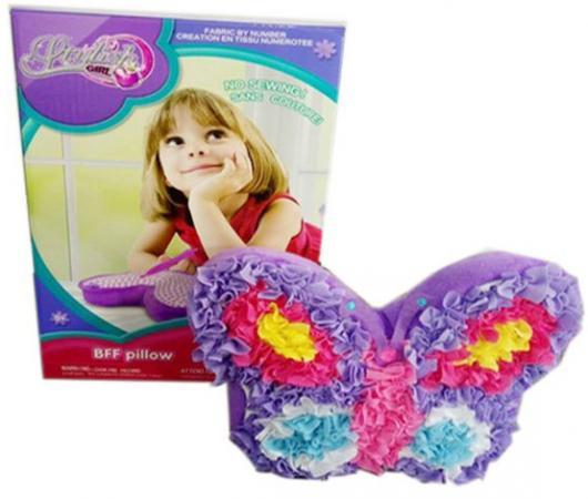 Набор для творчества Shantou Gepai Рукодельница: Бабочка набор для детского творчества наша игрушка рукодельница бабочка