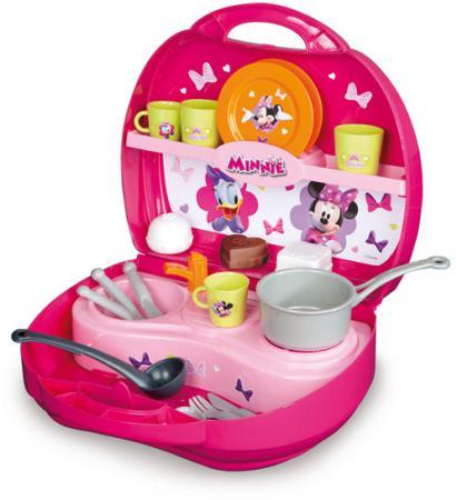 Игровой набор SMOBY Минни 24066 кухня игрушечная smoby smoby детская кухня для девочек minnie мини