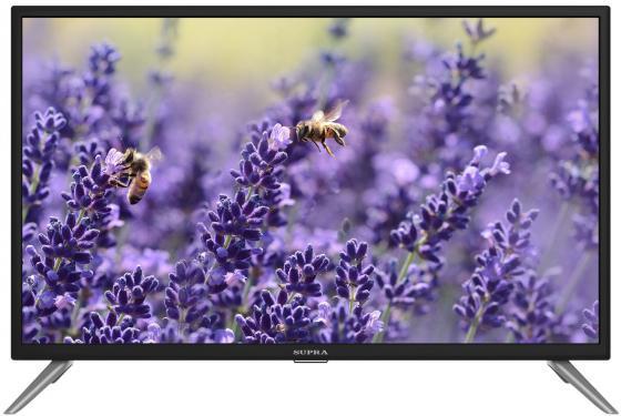 Телевизор LED 32 Supra STV-LC32LT0030W черный 1366x768 50 Гц VGA USB телевизор жк supra stv lc32t430wl 32