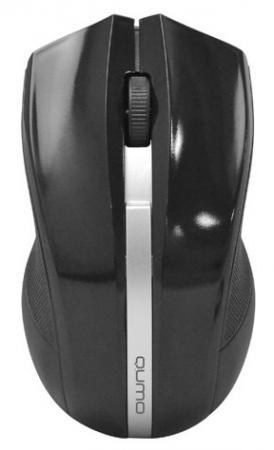 Мышь беспроводная QUMO Style M15 чёрный USB мышь qumo kraken m30