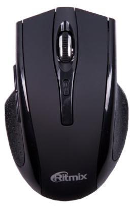 все цены на Мышь беспроводная Ritmix RMW-590BTH чёрный USB онлайн