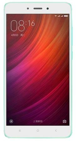 Смартфон Xiaomi Redmi Note 4x зеленый 5.5 32 Гб LTE Wi-Fi GPS 3G смартфон asus zenfone live zb501kl золотистый 5 32 гб lte wi fi gps 3g 90ak0072 m00140