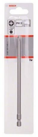 Бита Bosch 152мм PH2 XH 2607001540 бита ph2 152 мм bosch профи
