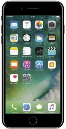 Смартфон Apple iPhone 7 Plus черный оникс 5.5 32 Гб NFC LTE Wi-Fi GPS 3G MQU72RU/A компьютерные аксессуары oem 5pcs ipad wifi 3g gps