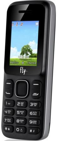 Телефон Fly FF181 черный 1.77 32 Мб смартфон fly nimbus 10 fs512 черный