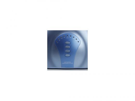 Очиститель воздуха Polaris PPA 0401i, 40 Вт, голубой металлик вентилятор polaris psf 40 rc w