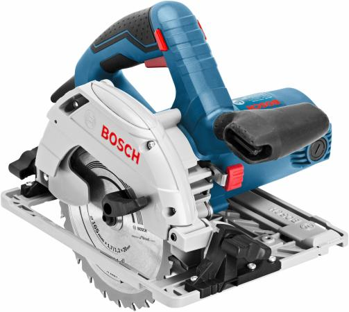 цена на Дисковая пила Bosch GKS 55 1200Вт