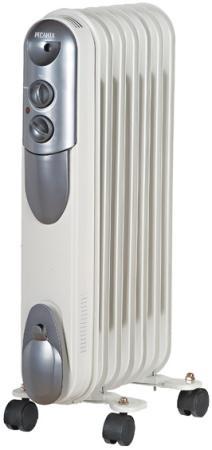 Масляный радиатор Ресанта ОМПТ-7Н 1500 Вт белый масляный радиатор saturn st oh0425 1500 вт белый