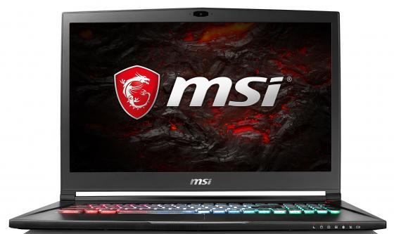 Ноутбук MSI GS73 7RE-028RU Stealth Pro 17.3 1920x1080 Intel Core i7-7700HQ 2 Tb 128 Gb 8Gb nVidia GeForce GTX 1050Ti 4096 Мб черный Windows 10 Home бензопила denzel gs 38 x pro
