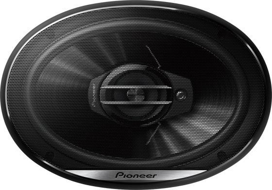 Автоакустика Pioneer TS-G6930F коаксиальная 3-полосная 6-9 45Вт-400Вт paper cutting