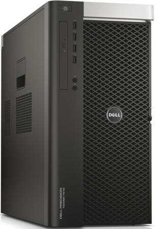 Системный блок DELL Precision T7910 MT E5-2620v4 2.1GHz 32Gb 2Tb 256Gb SSD DVD-RW Win7Pro Win10Pro клавиатура мышь черный 7910-4605 энциклопедия таэквон до 5 dvd