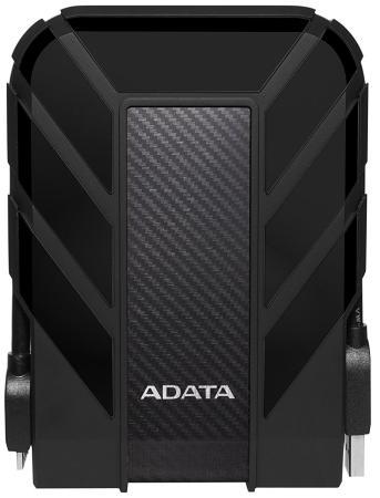 Внешний жесткий диск 2.5 USB3.0 1Tb Adata HD710P AHD710P-1TU31-CBK черный внешний жесткий диск adata ahd710p 1tu31 cyl
