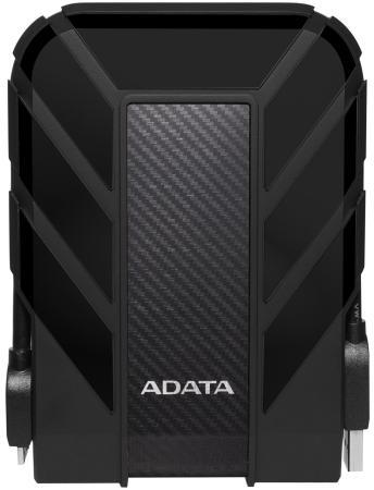 Внешний жесткий диск 2.5 USB3.0 2Tb Adata HD710P AHD710P-2TU31-CBK черный внешний жесткий диск 2 5 usb3 0 2tb adata hd710 ahd710p 2tu31 cbl голубой