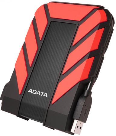 Купить Внешний жесткий диск 2.5 USB3.0 2Tb Adata HD710P AHD710P-2TU31-CRD черный/красный, A-Data, красный, черный