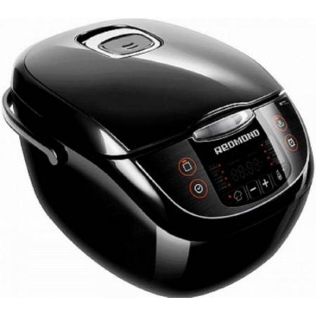Мультиварка Redmond RMC-M28 860 Вт 5 л черный redmond ri s220