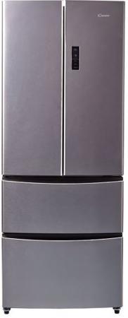 Холодильник Candy CCMN 7182 IXS серебристый цены