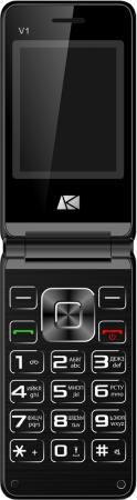 Мобильный телефон ARK Benefit V1 серый 2.4 64 Мб ark benefit s502