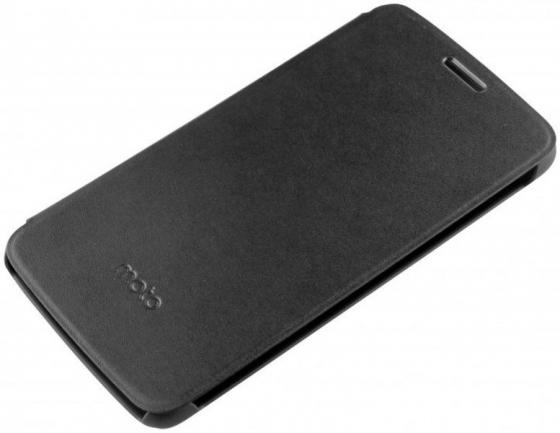 Чехол Motorola для Motorola Moto E Flip Cover черный PG38C01793 motorola pulse 2 wired black