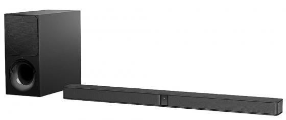 Акустическая система Sony HT-CT290 черный звуковая панель sony ht ct290 черный [htct290 ru3]